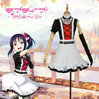 Lovelive!Sunshine! Aqours SeiiRa Kazuno Cosplay Costume Custom Made Short Dress