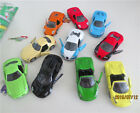 1pcs Alloy Sports Car Model Pull Back Vehicles Kids Toy Car 1:64 --9975