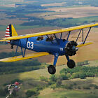 VA - Fly a WWII Biplane - Midland, VA (Email Certificate Delivery)