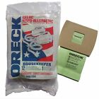 Oreck Housekeeper Buster B Compact Canister Portable Vacuum Bags Hypo-Allergenic