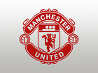 Manchester United FC Football Soccer Decal Sticker