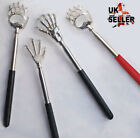 Back Scratcher Metal Telescopic Extendable Black Ghost, Eagle or Bear