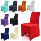 Elastic Cotton Chair Covers for Wedding Dining Room Party home Decorations New