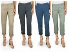 Woolrich Womens Casual Relaxed Fit Sunday Chino Cotton Ankle Pants Size 4-16