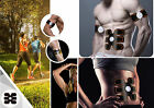 EMS Muscle Trainer Massager Pad Sports Enhancing Abdominal Muscle Trainer