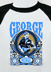 George Michael new T SHIRT  WHAM new wave  80s rock bw All sizes S M L XL