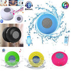Wireless Bluetooth Speaker Waterproof Mini Shower For iPhone Tablet PC MP3 iPod