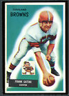 1955 Bowman Football #119 Frank Gatski RC VG 96228