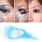 3in1 Trendy Mascara Shield Guard Eyelash Comb Applicator Guide Card Makeup Tools