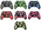 Camo Silicone Rubber Skin Case Gel Cover Grip For Xbox One W