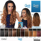 STUNNA OUTRE QUICK WEAVE SYNTHETIC HALF WIG LONG CURLY