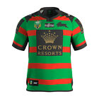 SOUTH SYDNEY RABBITOHS NRL 2017 OFFICIAL ISC HOME MENS ADULTS JERSEY SUPPORTER