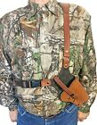 sig sauer nitron - Sportsman's Leather Chest Holster for Sig Sauer