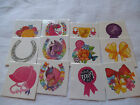PERFECT PONY CLUB Temp Tattoos Childrens Party Bag fillers 12,24,36,48,60