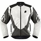 Icon Anthem 2 Vented Textile Jacket Motorcycle Jacket