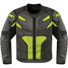 Icon Overlord Resistance Textile Jacket Motorcycle Jacket
