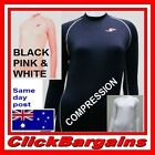 WOMENS BASE LAYER SPORTS COMPRESSION LONG SLEEVE SHIRT TOP GEAR WEAR TAKE FIVE 5