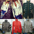 Fashion Women's Double Breasted Trench Business Blazer Suit Jacket Coat Outwear