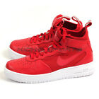Nike Air Force 1 UltraForce Mid Gym Red/Gym Red-White 864014-600 Lifestyle Shoes