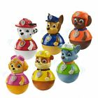 Paw Patrol Weebles - Skye Marshall Rocky Zuma Chase or Rubble Everest NEW