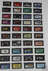 40 NINTENDO GAMEBOY ADVANCE GAMES 'VERY RARE & HARD TO FIND'