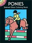 Buy 3 Get 3 (Add 6 to Cart) Little Dover Mini Coloring Book 8-10pg Stained Glass
