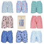 Mens Cotton Boxer Shorts Underwear Comical Themed Novelty Boxers GIFT S M L XL