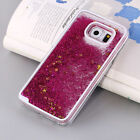 Dynamic Liquid Glitter Quicksand Hard Phone Case For Samsung Note 4