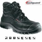 MENS S3 WATERPROOF LEATHER WORK SAFETY BOOTS STEEL TOE CAP SHOES TRAINERS SIZE