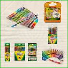 Crayola TWISTABLES Crayons, Colored Pencils, Slick Stix