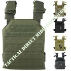 PAINTBALLING TACTICAL VEST LIGHTWEIGHT SPARTAN PLATE CARRIER AIRSOFT BTP