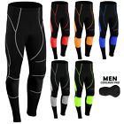 Men Thermal Winter Cycling Long Pants Bicycle Bike Tights Trousers NexWears