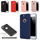Color candy Ultra thin shockproof Silicone TPU Cover Case for iPhone 5s 6 7 Plus