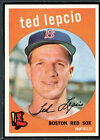1959 Topps #348 Ted Lepcio NRMT 92657