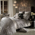 Esta Silver Bed Linen by Kylie Minogue At Home ... New Design Feb 2017