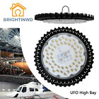 100 Watt UFO High Bay Lighting 200Leds Bright High Bay Lamp Warehouse Shop Light