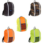 Unisex Yoko Waterproof Safety High Visibility Rucksack Covers (HVW068) One Size