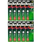 20 Packs Krazy Glue Instant strong Glue crazy fast Tube All Purpose 0.07oz NEW