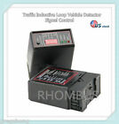 Signal Channel Control Traffic Inductive Loop Vehicle Detector /U