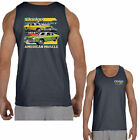 Dodge Dart 1974 American Muscle Chrysler Cars MEN'S TANK TOP Sm Med Lg XL 2X $ USD