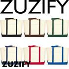 ZUZIFY Extra-Large Canvas Boat Tote Bag. VK0027