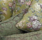 Pillows with Welted Border (Corded) - 18in Square Set of 2