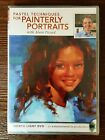NEW! Pastel Techniques for Painterly Portraits With Alain Picard [DVD]