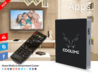 COOLEME 4K Android 6.0 Smart TV Box Octa Core 2G/16G WiFi Bluetooth Media Player