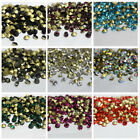 1440Pcs Top Quality Crystal Rhinestones Pointback Foiled 10Gross ss4