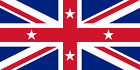 New Zealand Royal Governor-General Flag 3X6FT Historical Army Royal Banner