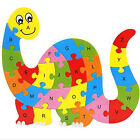 Multi Animal Shape Letter Early Learning Alphabet Puzzle Game for Preschool Kids