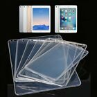 Ultra Thin Soft Transparent TPU Case Cover For iPad 1/2/3/4 Air Mini Pro 9.7''