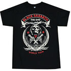 Black Sabbath The End World Tour Men's T-Shirt Black