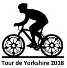 Wall Art Sticker Tour de Yorkshire Vinyl wall art decal